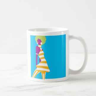 60's AVERY coffee mug