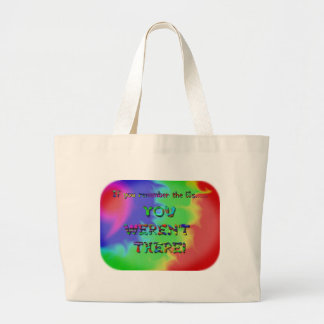 60s tote bags