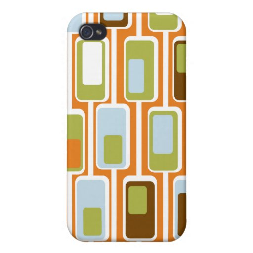 60s Boxes Cases For iPhone 4