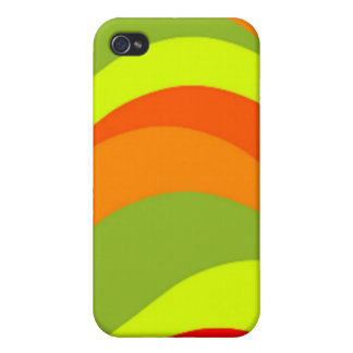 60's Design iPhone 4/4S Cover