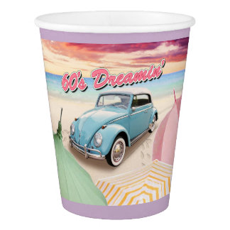 60's Dreaming Party Cup