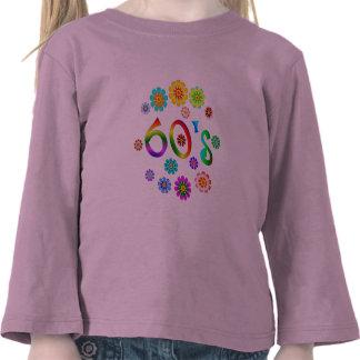 60s Love T Shirts
