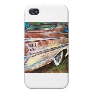 60s muscle iPhone 4/4S covers