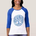 60s Peace Bernie Tshirts