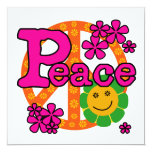 60s Style Peace T-shirts and Gifts Announcements