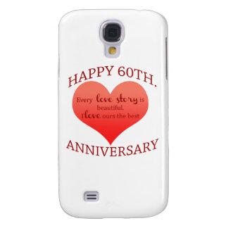 60th. Anniversary Galaxy S4 Case