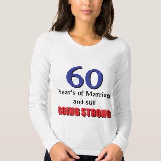 60th Anniversary Shirts