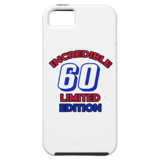 60th Birthday Design iPhone 5 Covers