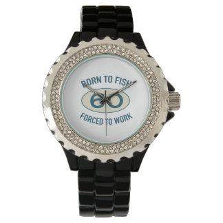 60th Birthday Fishing Watch