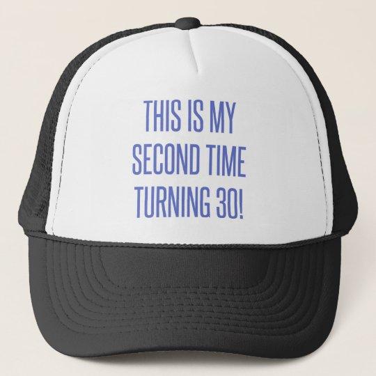 60th Birthday Gag Gift Trucker Hat