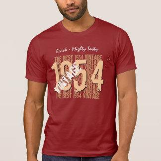60th Birthday Gift Best 1954 Vintage Custom W503G6 T Shirt