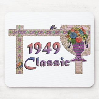 60th Birthday Mouse Mat