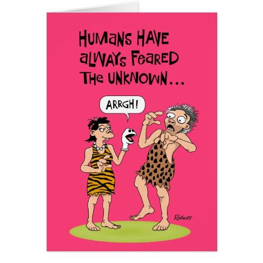 60th Birthday: Primal Fear Card