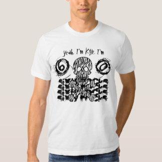 60th Birthday SIXTY Rocks Skull and Crossbones V12 T Shirt