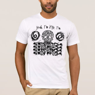 60th Birthday SIXTY Rocks Skull and Crossbones V12 T-Shirt