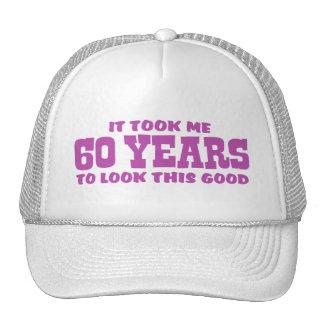 60th Birthday Trucker Hat
