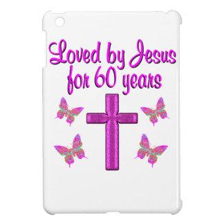60TH LOVING JESUS iPad MINI CASE