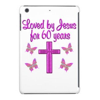 60TH LOVING JESUS iPad MINI CASES