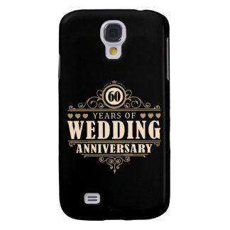 60th Wedding Anniversary Galaxy S4 Case
