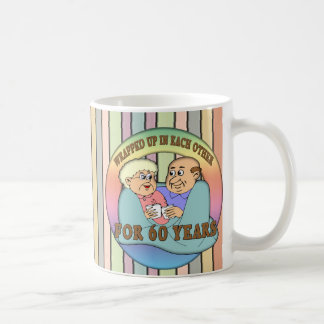60th Wedding Anniversary Gifts Mug