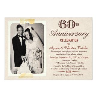 wedding anniversary invitations