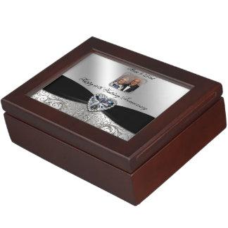60th Wedding Anniversary Keepsake Box
