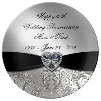 Gifts for 60th wedding anniversary uk