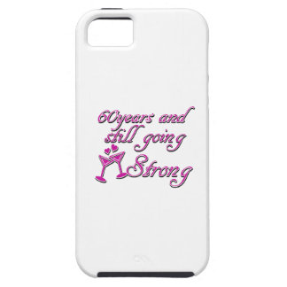 60th year anniversary iPhone 5 cover