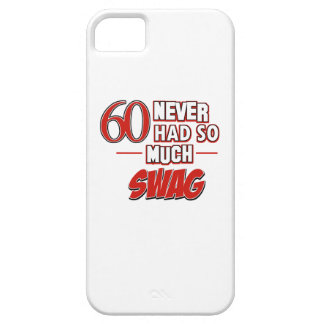 60th year old birthday designs barely there iPhone 5 case
