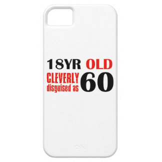 60th year old designs iPhone 5 cover