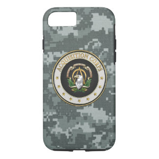 [610] Acquisition Corps (AAC) Branch Insignia [3D] iPhone 7 Case