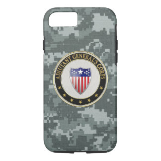 [610] Adjutant General's Corps Branch Insignia [3D iPhone 7 Case