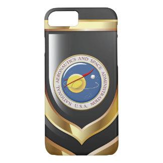 [610] NASA Emblem [3D] iPhone 7 Case