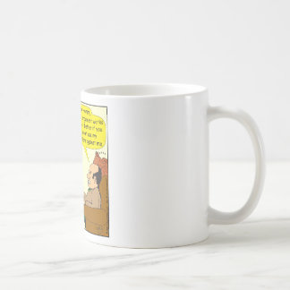 611 better for my argument cartoon basic white mug