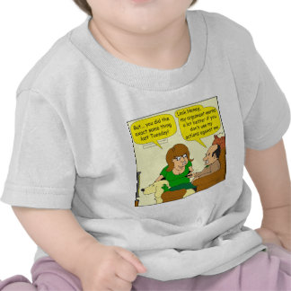 611 better for my argument cartoon t shirts