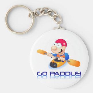 61_go_paddle basic round button key ring
