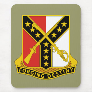 61st Armored Cavalry Regiment DUI-2 Mouse Pads
