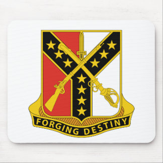 61st Armored Cavalry Regiment DUI-2 Mouse Pad