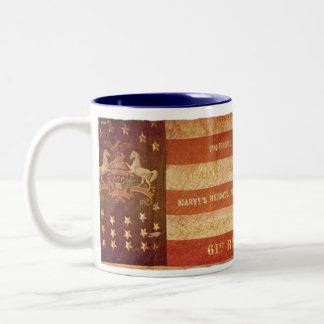 61st PVI 6th Corp Mug