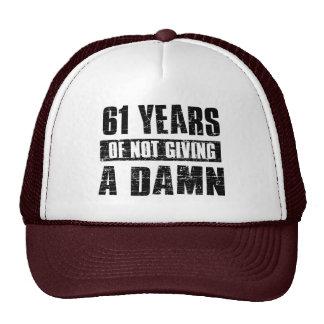 61years mesh hat