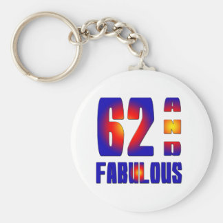 62 And Fabulous Key Chains