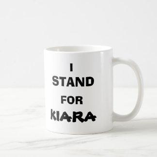 62, I, STAND, FOR, KIARA BASIC WHITE MUG