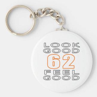 62 Look Good Feel Good Keychains