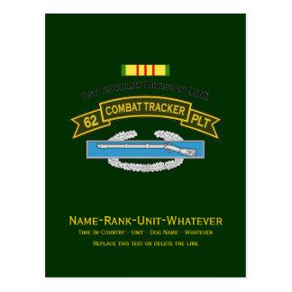 62d IPCT - 1st Cavalry Post Card