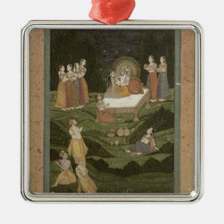63.794 'Tambula-Seva', Krishnagar, West Bengal, 17 Christmas Ornament