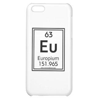 63 Europium Case For iPhone 5C
