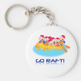 63_go_raft basic round button key ring