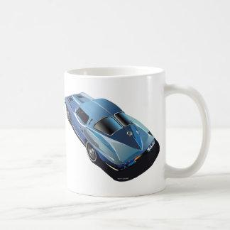 63_Split Window_Blue Mug