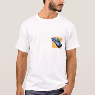 63_Split Window_BlueYellow Box T-Shirt