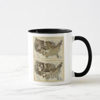 63 Taxation, indebtedness 1890 Mug